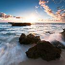 Trigg Beach  by Glen  Robinson