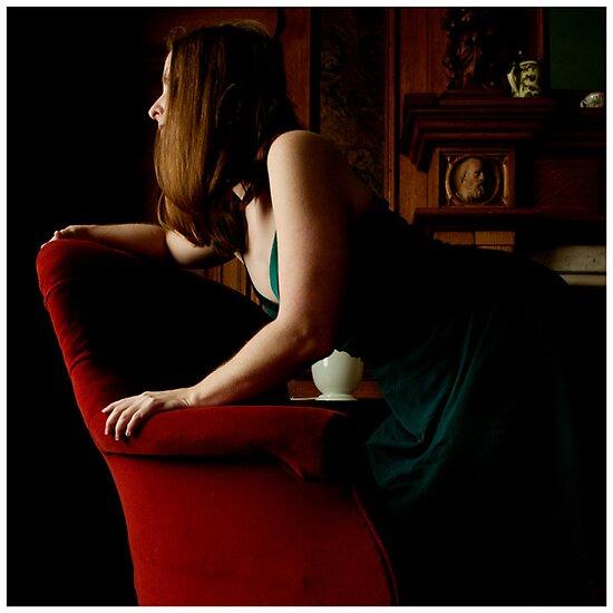 looking backward, moving forward by Bronwen Hyde