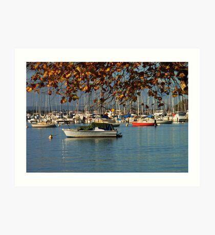 Crawley Bay Art Print