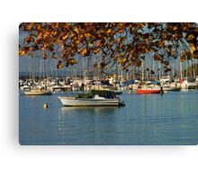 Crawley Bay Canvas Print