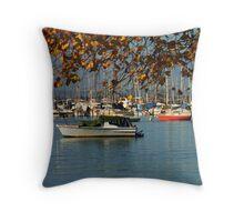 Crawley Bay Throw Pillow