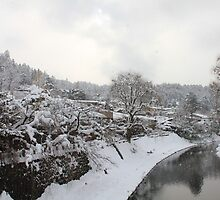 Takayama during Winter by rhua5436