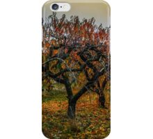 Fall Colors #234321 iPhone Case/Skin
