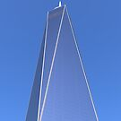 One World Trade Center Rendering by LakePark