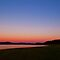 Sunset Colours Wivenhoe Dam by Jaxybelle