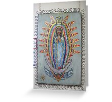 Our Lady of Guadelupe Greeting Card