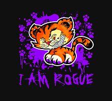 RogueTiger.com - Smirk Purple (dark) Unisex T-Shirt