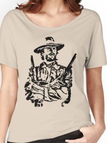 outlaw josie wales t-shirt Women's Relaxed Fit T-Shirt