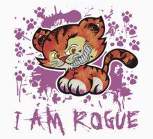 RogueTiger.com - Smirk Pink (light) by roguetiger