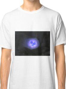 Lisianthus pistil,stamen and pollen in negative Classic T-Shirt