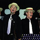 Barbershop Quartet - Merimbula, NSW by Bev Pascoe