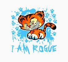 RogueTiger.com - Smirk Light Blue (light) Unisex T-Shirt