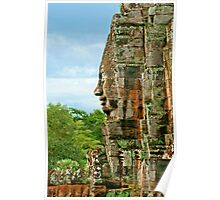 The Bayon Sees All Poster