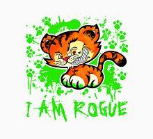 RogueTiger.com - Smirk Green (light) Unisex T-Shirt