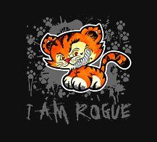 RogueTiger.com - Smirk Gray (dark) Unisex T-Shirt