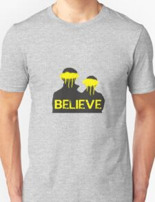 Believe. Unisex T-Shirt