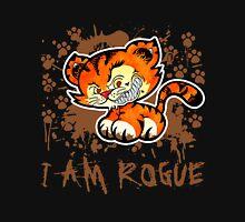 RogueTiger.com - Smirk Brown (dark) Unisex T-Shirt
