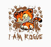RogueTiger.com - Smirk Brown (light) Unisex T-Shirt