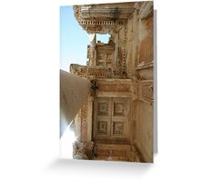 Corinthian Columns Greeting Card