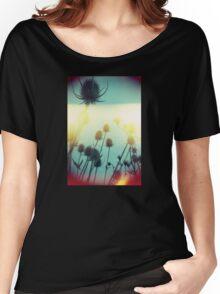 Teasels Women's Relaxed Fit T-Shirt