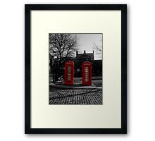 Time to call home Framed Print