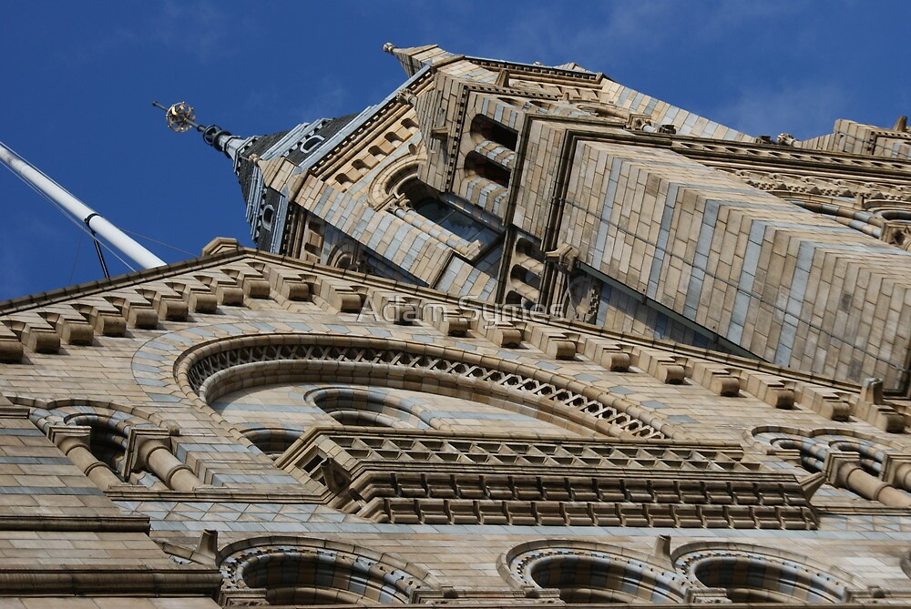 The Natural History Museum, London UK by Adam Symes