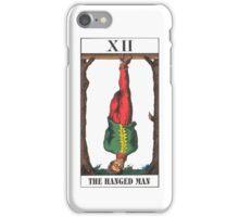Hanged Man Tarot iPhone Case/Skin