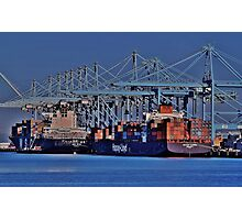 Imports/Exports Photographic Print