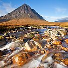 Buachaille Etive Mor by CliffGreen