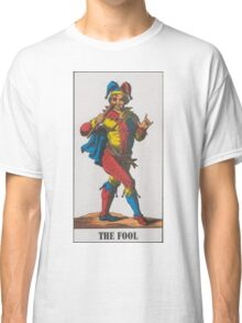 The Fool Tarot Classic T-Shirt