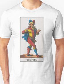 The Fool Tarot T-Shirt