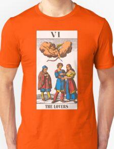 The Lovers Tarot T-Shirt