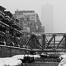 Snow Day in Denver by JRRouse