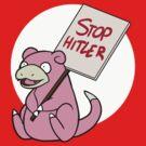 Slowpoke Protest by Sebastian Broome