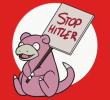Slowpoke Protest by Mac Broome