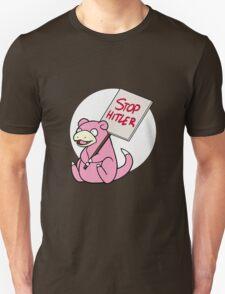 Slowpoke Protest Unisex T-Shirt