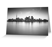Toronto Fine Art Greeting Card