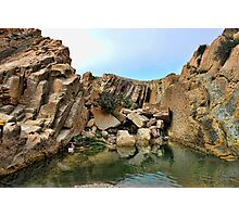Ferrero Lake Photographic Print