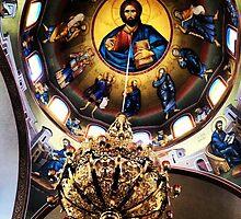 Greek Church by HarryHasapis