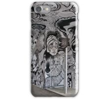 Street Art V iPhone Case/Skin