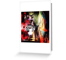Lebanese Lights Greeting Card