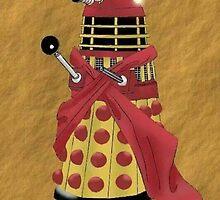 Dalek Lama by emwsabre5278