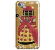 Dalek Lama iPhone Case/Skin