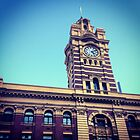 Melbourne Icon by HarryHasapis