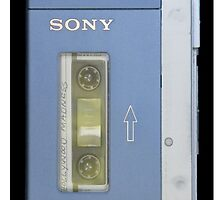 80's Retro Walkman iPhone 4/4s case by Jnhamilt