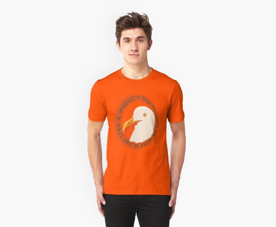 Eat like a seagull by puppaluppa