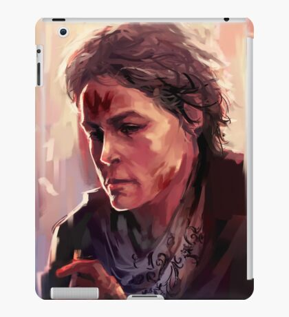 You don't have to kill people iPad Case/Skin