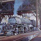 International steam by Mike Jeffries