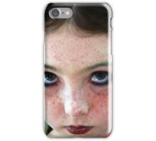 Gracie as Wednesday Adams iPhone Case/Skin