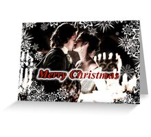 Outlander Xmas II Greeting Card